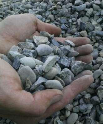 Щебень, отсев, песок, ПГС в Иркутске