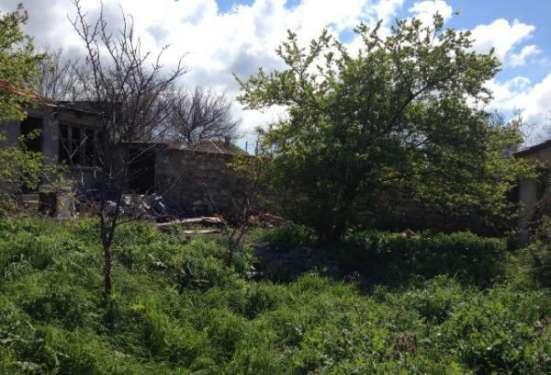 Участок 5,45 сот + 2,5 сот придомовая территория с домом под снос на ул. Матюшенко в г. Севастополь Фото 4