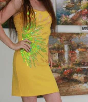 Эксклюзив платье вечернее(клубное) +кепка в Краснодаре Фото 2