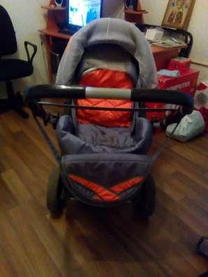 Продам коляску трансформер зима - лето