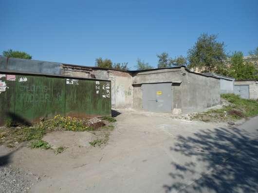 Продам капитальный гараж Сибиряков Гвардейцев 17