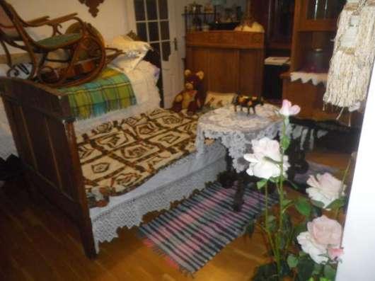 Старинная кровать в Москве Фото 1