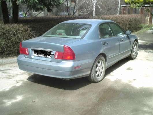 Автомобиль легковой Mitsubishi Diamante, Руль ЛЕВЫЙ