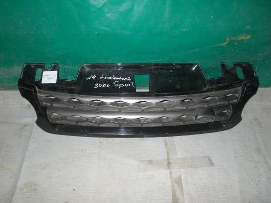 Land Rover Sport решётка радиатора Оригинальный. Б/У чёрное