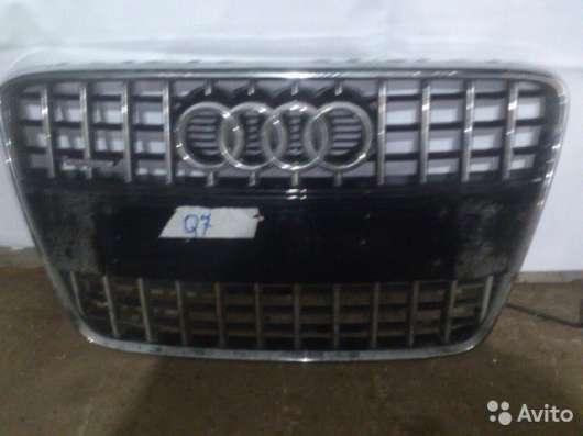 Решетка радиатора на Audi Q7