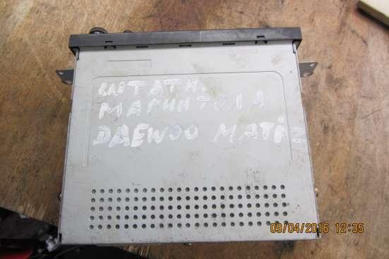 Шатная магнитола Daewoo Matiz