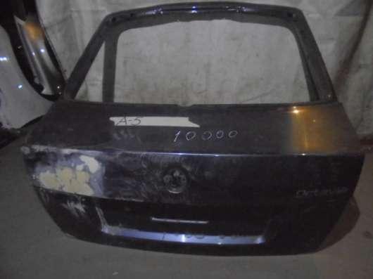 крышка багажника Шкода А5