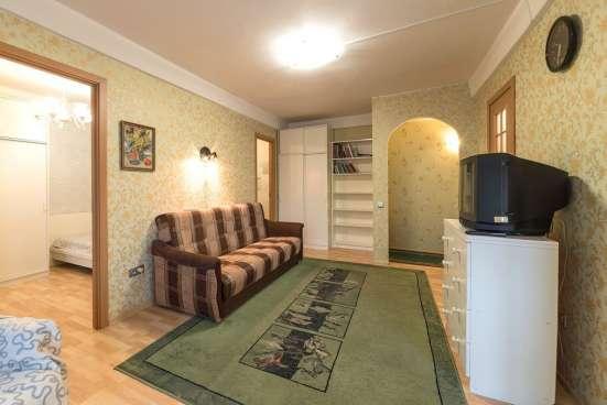 2-комнатная квартира у Парка Победы посуточно