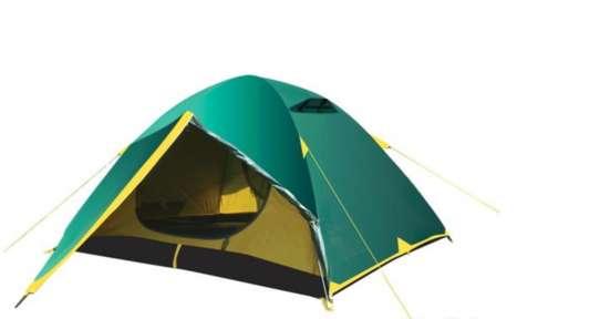 Палатка trivor 2-х местная
