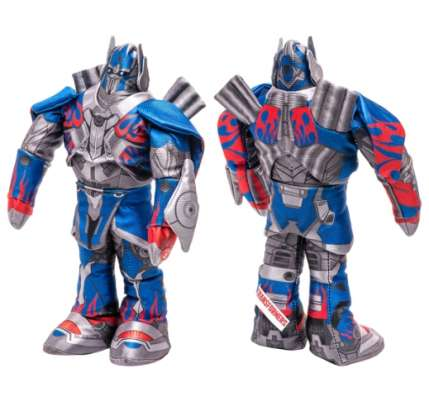Оптимус Прайм Мягкий Transformers свет, звук