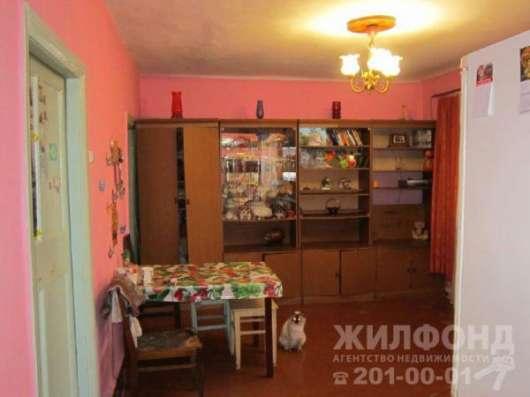 дом, Новосибирск, Циолковского, 46 кв.м. Фото 1