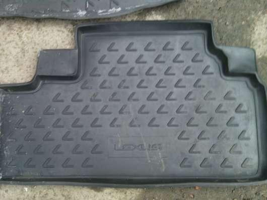 Коврики резиновые Lexus RX300,330,350,400h