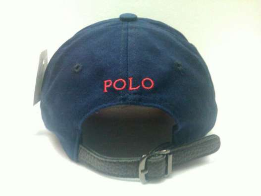 Бейсболкa polo by Ralph Lauren black в Москве Фото 4