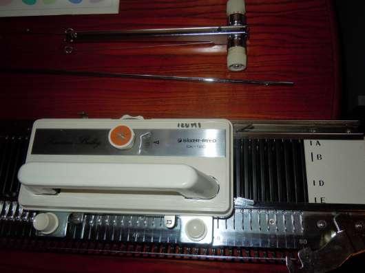 Вязальная машина 3-й класса Silver Reed SK-120