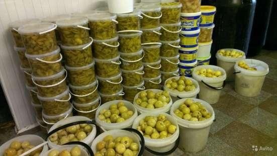Ведро 3 литра пищевое с герметической крышкой в г. Киев Фото 1