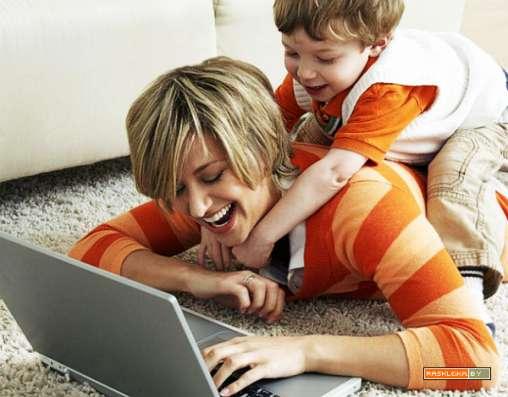 Работа для мамочек в декрете, студентов и не работающих*