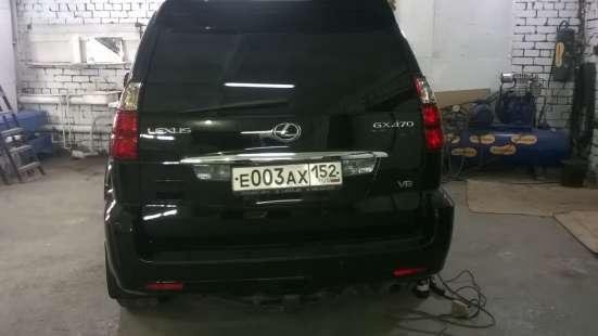 Продажа авто, Lexus, GX, Автомат с пробегом 156 км, в Нижнем Новгороде Фото 3