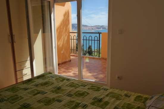 Апартаменты в Черногории с прекрасным видом на море в г. Улцинь Фото 5