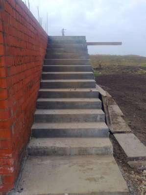 Бригада Кровельщики. лестницы