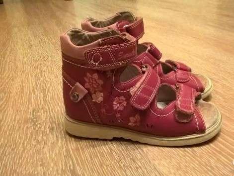 Ортопедическая обувь для девочек в Казани Фото 1