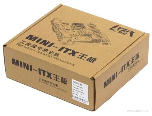Мат. плата с процом мини-ITX Gigabyte GA-7CN700ID