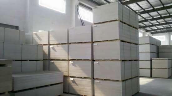 Линия для производства фиброцементной панели автоклавной в Москве Фото 1