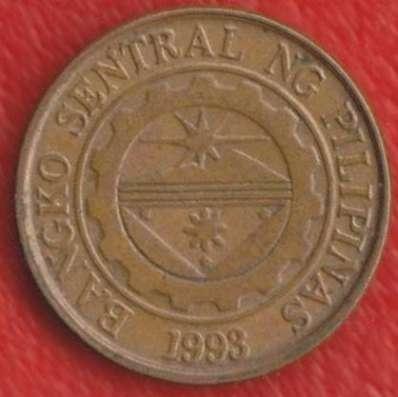 Филиппины 10 сентимо 1995 г. в Орле Фото 1