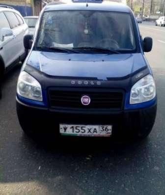 грузовой автомобиль Fiat Doblo