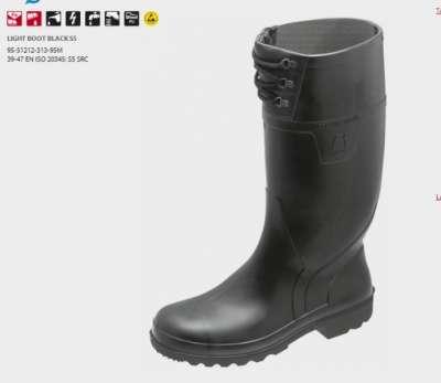 Финская обувь Сиеви » Полиуретановые защ Sievi