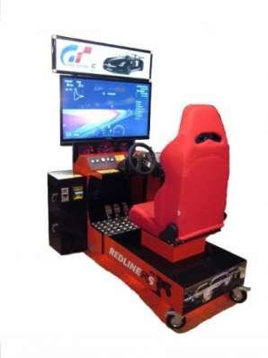 Автогонки симулятор развлекательный