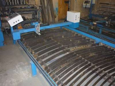 Портальный станок плазменной резки метал в Чебоксарах Фото 1