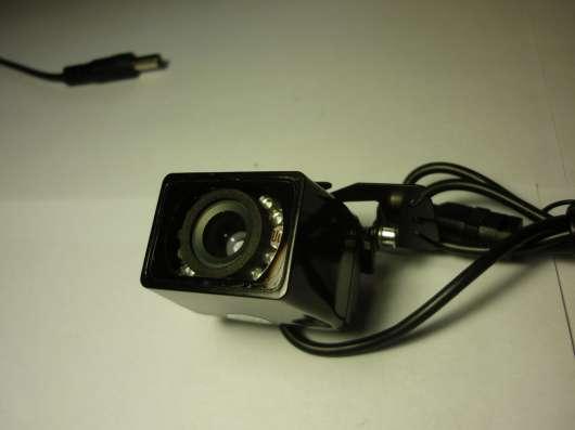 Камера заднего вида с 9 ИК диодами подсветки в Нижнем Новгороде Фото 1