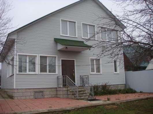 Меняю дом в Подмосковье(120км рт Москвы) на Черноморское побережье,Крым,Краснодарский край