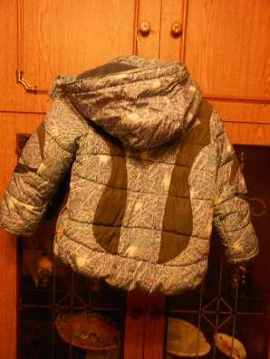 Продается зимний комбинезон на мальчика в Москве Фото 2