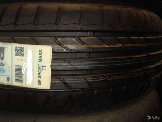 Новые ранфлэт Dunlop 195/55 R16 Sport Maxx TT ROF
