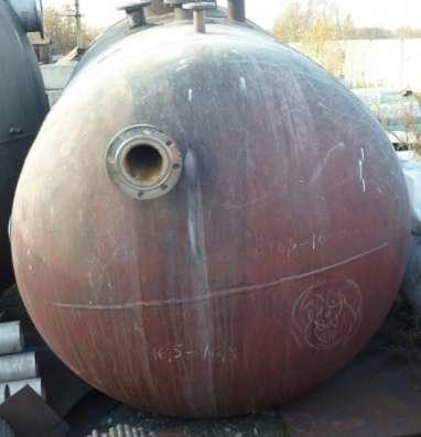 Емкость, сборник 10м3 н/ж в Новосибирске Фото 1