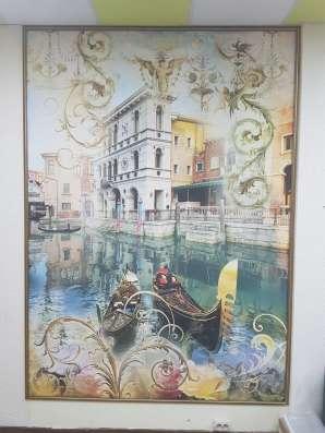 """Фреска на стену """" Венеция """" в Краснодаре Фото 1"""