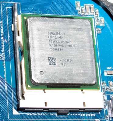 Intel Pentium 4 Socket478 Prescott(SL7QB) 3,2 Mhc