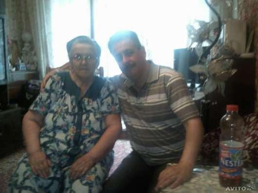 Уход и помощь пожилому человеку за квартиру