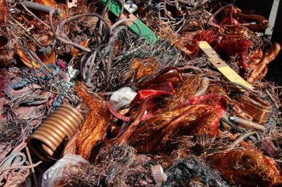 Лом и отходы цветных металлов Запорожье