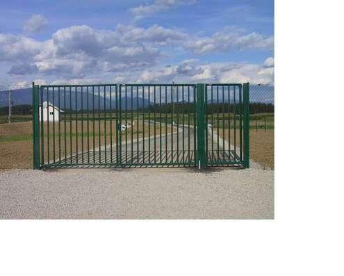 Продаем садовые металлические ворота от производителя!