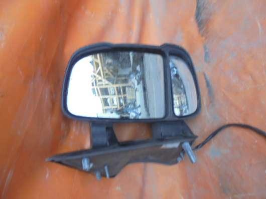 Правое зеркало на Peugeot Boxer
