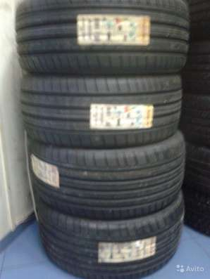 Новый комплект 245 45 19 данлоп спортмакс GT в Москве Фото 1