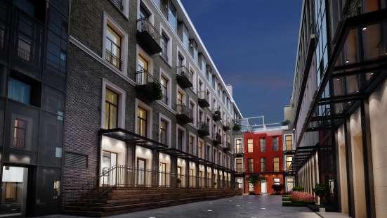 "Апартаменты в комплексе премиум класса ""Art Residense"""
