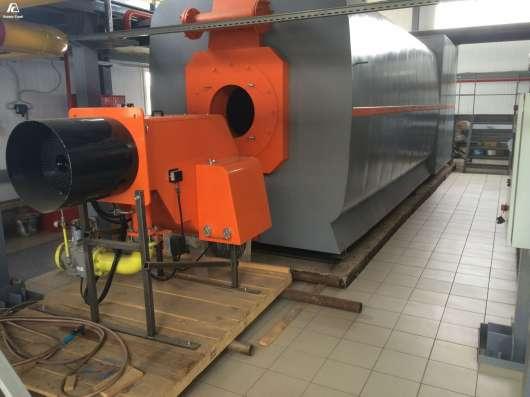 Монтаж оборудования котельных в Краснодаре Фото 1