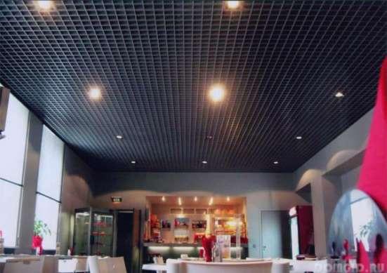 Потолок подвесной Грильято сl-15