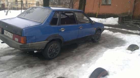 ВАЗ 21099, 1996