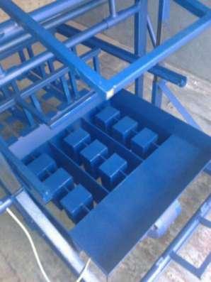 вибростанки для блоков  ВСШ