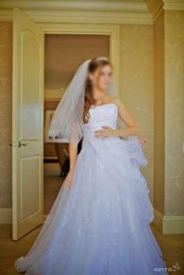 свадебное платье David's Bridal в Иркутске Фото 2