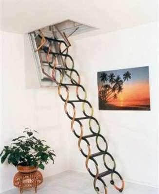 Чердачные лестницы oman в Волгограде Фото 3